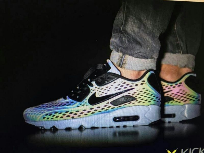 nike air max 90 ultra moire nouvelle technologie rainbow