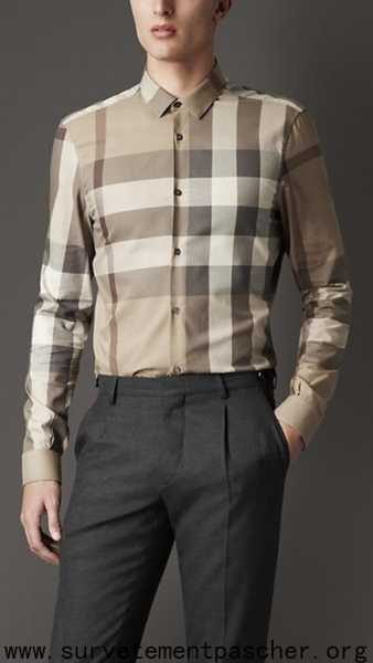 chemise homme burberry london vente de chemise burberry chemise burberry  homme pas cher968864323635 1 d06d48c71eb