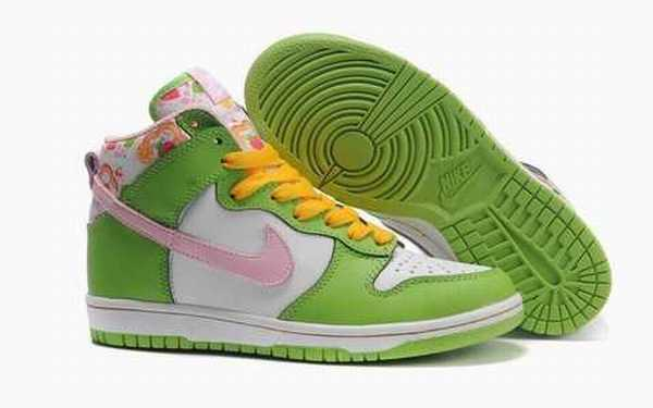 Nike Dunk High Id Hauteur Talon slocog