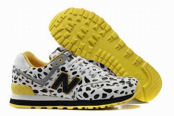 new balance 373 femme jaune