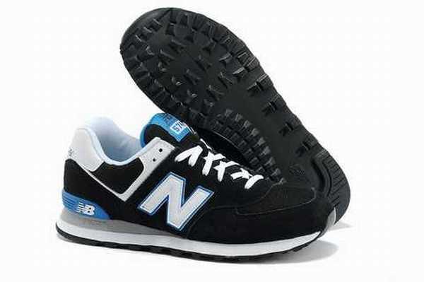 Chaussure New Balance Noir Pas Cher