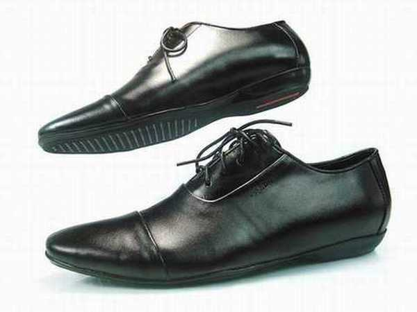 Classique Homme Rrqsu Chaussures Chaussure Prada France OTnqZ0Aq